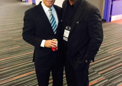 With Dr. Al Ali